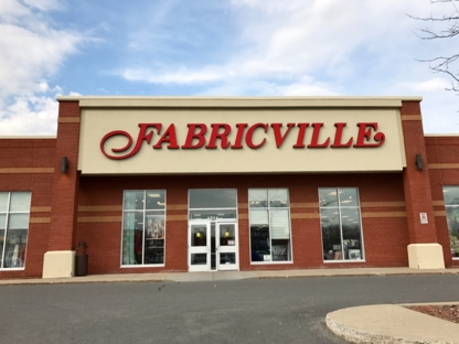 Fabricville - Magasins de tissus - 450-653-1303