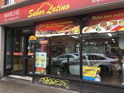 Sabor Latino Andes - Épiceries