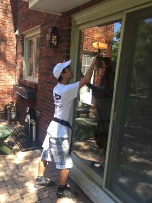 Student Works Window and Eaves Cleaning - Window Cleaning Service - 902-298-0218