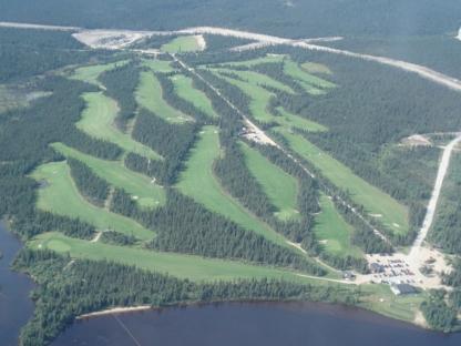 Tamarack Golf Courses - Terrains de golf publics - 709-944-3007