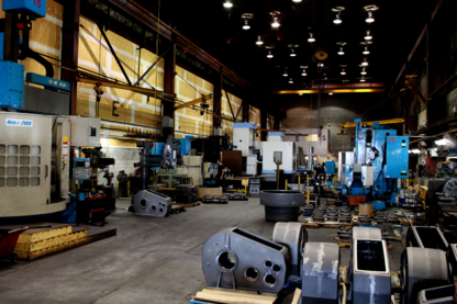 Ellery Mfg Ltd - Machine Shops - 604-882-9122