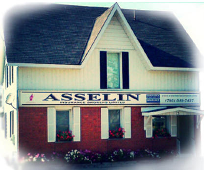 Asselin Insurance Brokers Limited - Travel Insurance - 705-549-7437