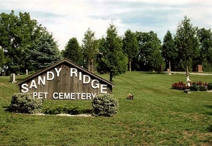 Sandy Ridge Pet Cemetery - Pet Cemeteries, Crematoriums & Supplies - 519-866-3243