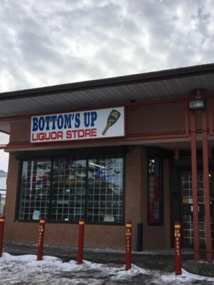 Bottoms Up Liquor Store - Spirit & Liquor Stores - 403-280-9056