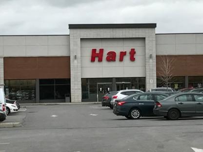 Magasin Hart - Grands magasins - 514-798-0596