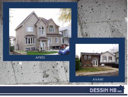 Dessin N B Inc - Devis de construction et d'architecture - 438-795-7720