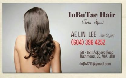 InBuTae Hair Salon - Hairdressers & Beauty Salons - 604-396-4252