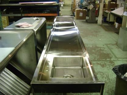 West Metal Fabricators Ltd - Welding - 519-457-0603