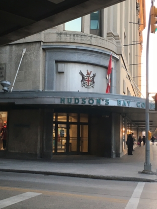 View Hudson's Bay's Winnipeg profile