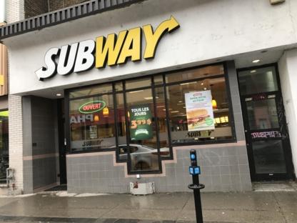 Subway - Restaurants - 514-769-0150