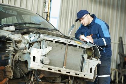 Superior Auto Body - Réparation de carrosserie et peinture automobile