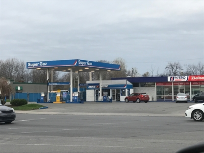 Super Gaz - Gas Stations - 514-696-4051