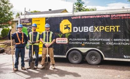 Dubéxpert INC - Chauffage URGENCE 24 H - Entrepreneurs en chauffage