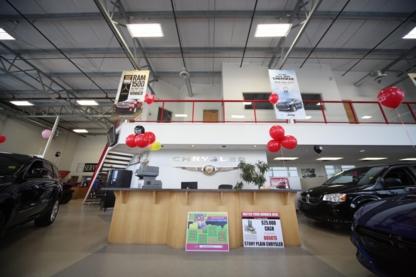 Stony Plain Chrysler Jeep - Concessionnaires d'autos neuves