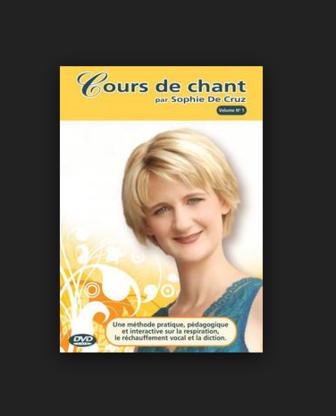 Cours de Chant Sophie DeCruz - Écoles et cours de chant - 514-278-7297