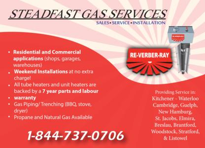 Steadfast Gas Services - Gas Appliance Repair & Maintenance