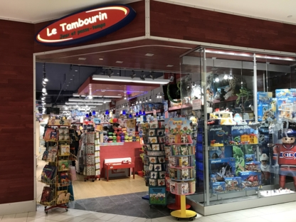 Boutique Le Tambourin Inc - Toy Stores