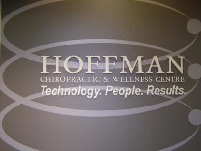Hoffman Chiropractic & Wellness Centre - Chiropractors DC - 403-346-2297