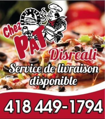 Casse-Croute Chez Pat - Restaurants - 418-449-1794