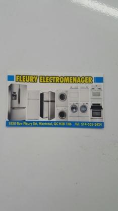 Meuble Fleury - Magasins de gros appareils électroménagers