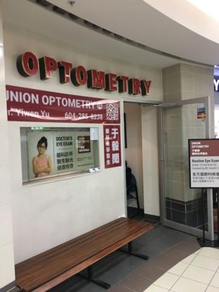 Yiwen Yu Optometric - Optometrists - 604-285-8238
