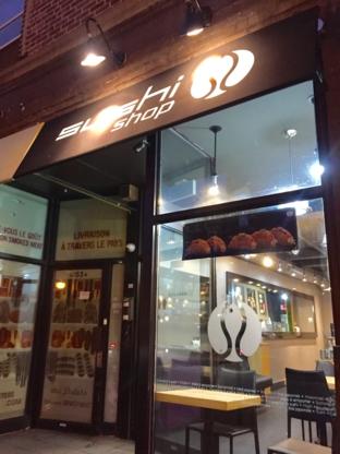 Sushi Shop - Sushi & Japanese Restaurants - 514-272-8883