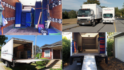 Canadian Fast Mover Ltd - Moving Services & Storage Facilities - 604-781-8811