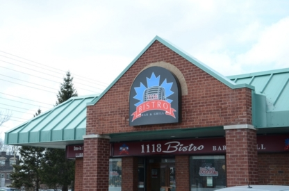 Bistro Bar & Grill - Vegetarian Restaurants - 905-889-4141