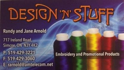 View Design 'N' Stuff's Simcoe profile