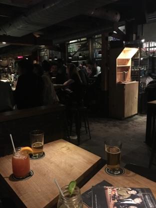 La Distillerie No2 - Bars