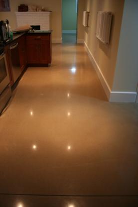 Concretera - Floor Refinishing, Laying & Resurfacing