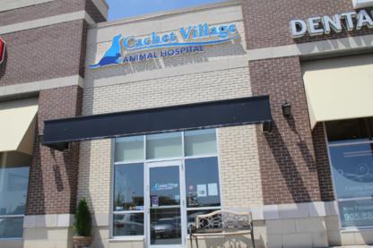 Cachet Village Animal Hospital - Veterinarians - 905-946-0336