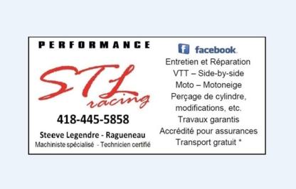 Performance STL Racing - All-Terrain Vehicles - 418-445-5858