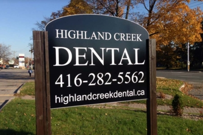 Highland Creek Dental - Traitement de blanchiment des dents - 416-282-5562