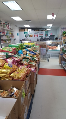 New Tajmahal Foods - Grocery Stores - 905-272-2121