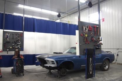 St Claude Auto Body Ltd - Réparation de carrosserie et peinture automobile - 204-379-2253