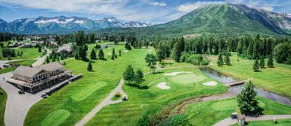 Fernie Golf & Country Club - Magasins de matériel de golf