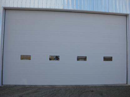 Les Portes De Garage Gervais Blondin - Portes de garage - 450-435-7153