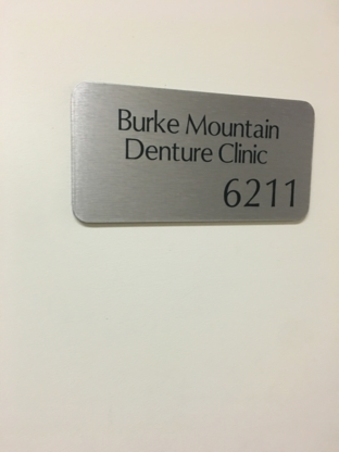 Burke Mountain Denture Clinic - Denturists - 604-944-4910