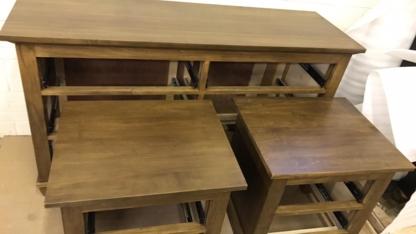 Pabz Dj Services & Furniture Repair - Réparation, réfection et décapage de meubles