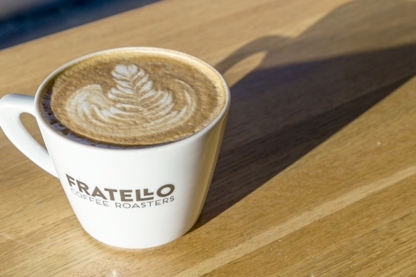 Fratello Coffee Co - Coffee Machines & Roasting Equipment - 403-265-2112