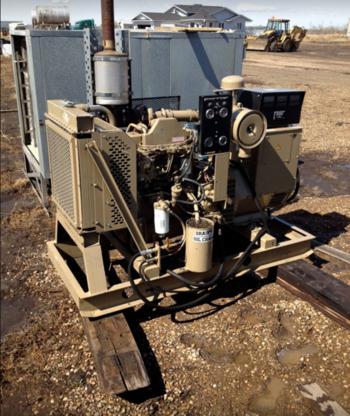 Tesla Generators & Sales Ltd. - Industrial Equipment & Supplies - 587-987-6812