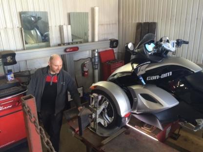 Huppé Mécanique - Garages de réparation d'auto - 819-357-8508
