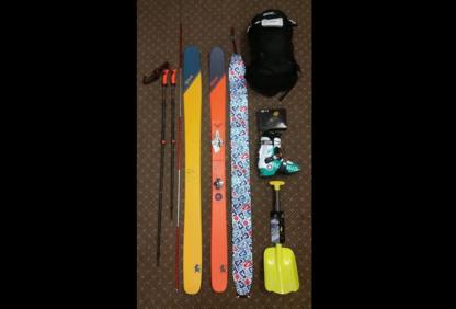 Ski West Inc - Ski Equipment Stores