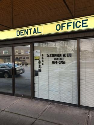 Liu S W Dr - Dentists