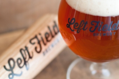 Left Field Brewery - Brewers - 647-346-5001