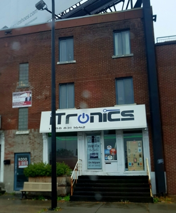 iTronics - Electronic Equipment & Supply Repair