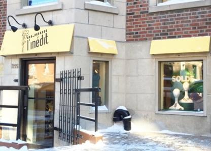 Bijoux Inedit - Jewellers & Jewellery Stores