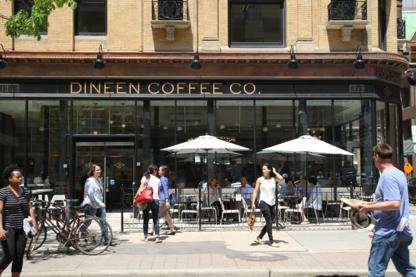 Dineen Coffee - Coffee Shops