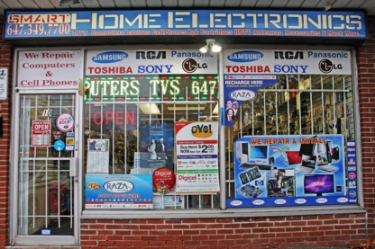 Smart Home Electronic - Electronics Stores - 647-349-7700